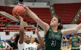 Father Lopez girls fall in state semifinal to Choctawhatchee