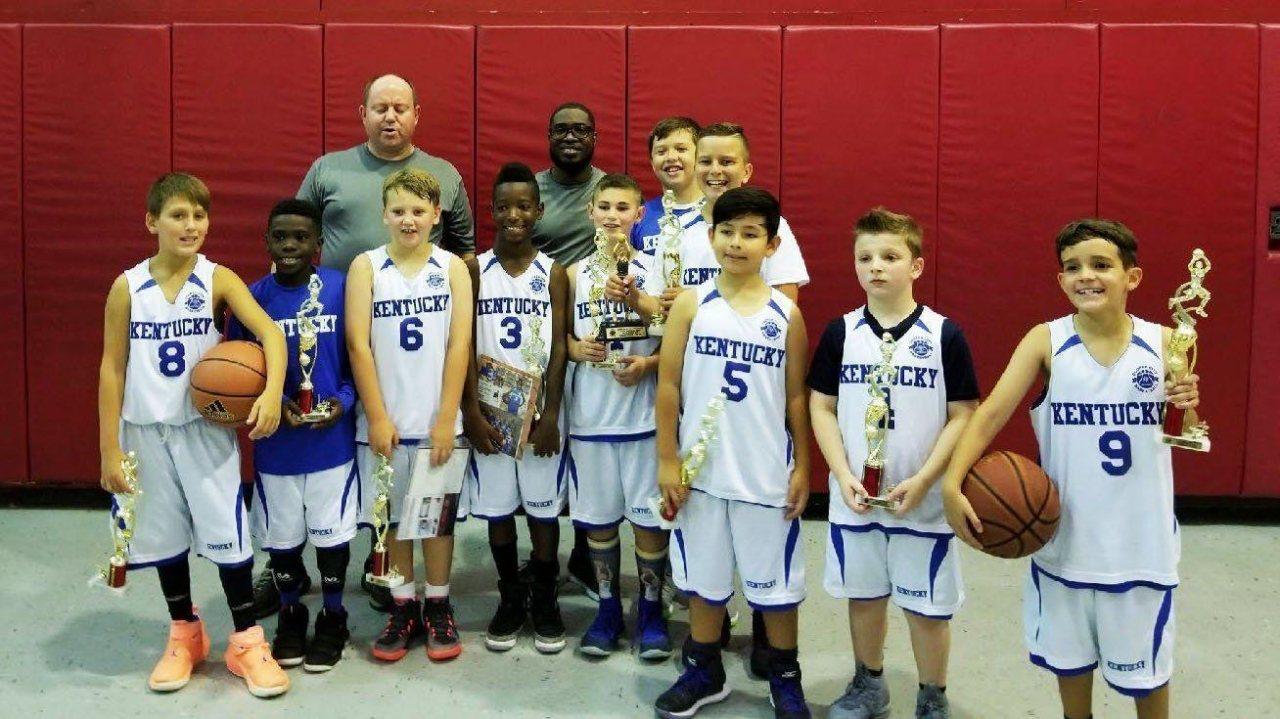 Cooper City Optimist Basketball Summer League crowns champions - HS Sports