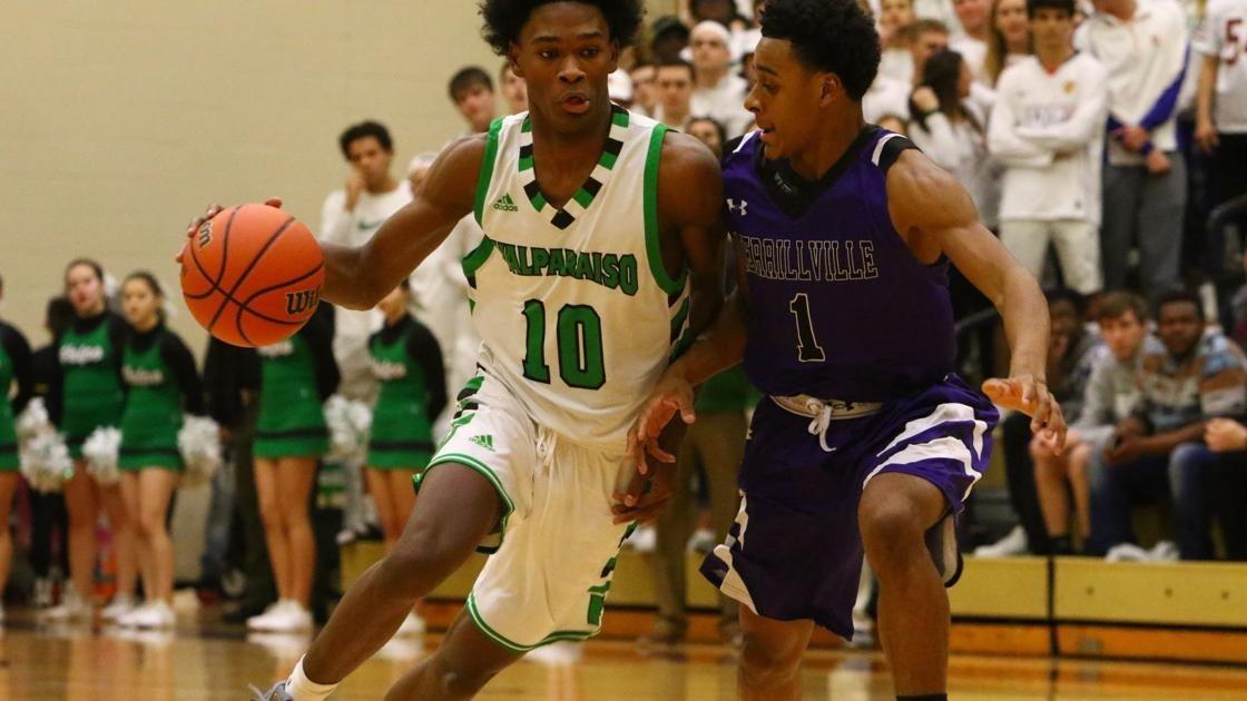 BOYS BASKETBALL: Four-star recruit Newman returning to Valparaiso High School - HS Sports