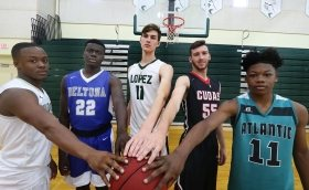 High School Sport - Father Lopez star Castleton, New Smyrna's Heard lead boys hoops Fab 5