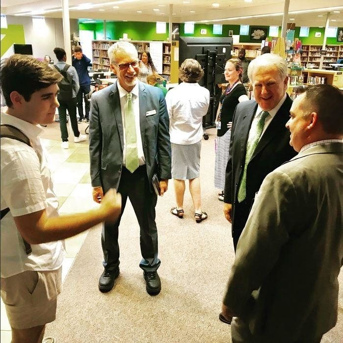 Former Volusia principal comes out of retirement to lead Flagler school - HS Sports