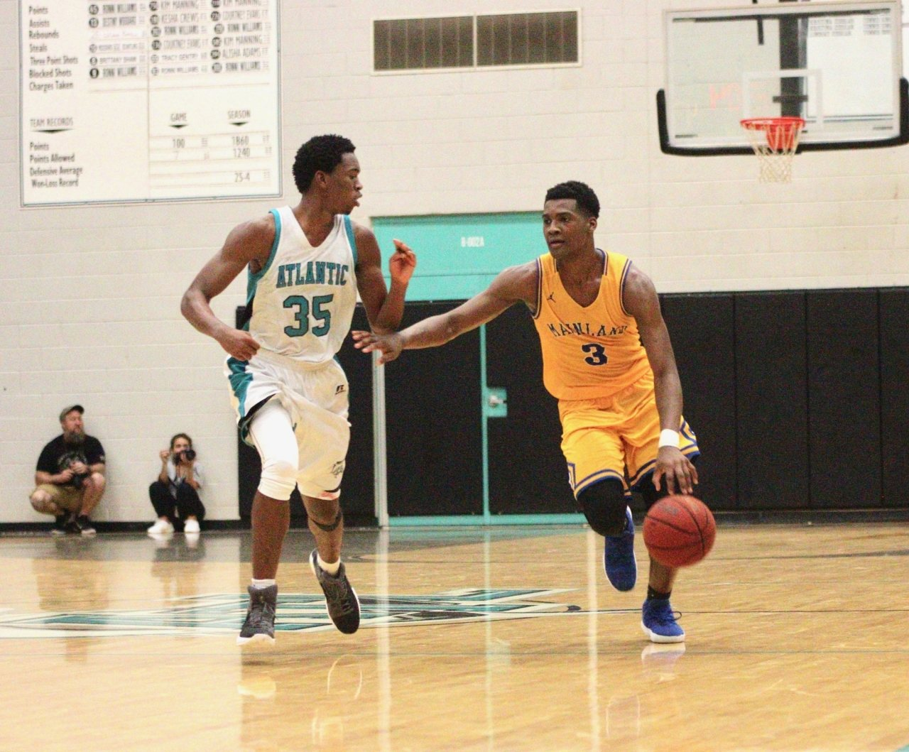 Bucs' Rhoden commits to Long Beach State | Ormond Beach Observer | Ormond Beach Observer - HS Sports