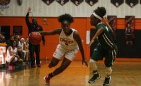 Spruce Creek starts girls basketball season on top of Fab 5