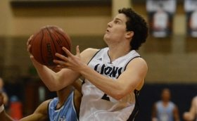 Briarwood basketball takes down Calera on Senior Night