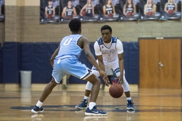 Izaiah Jones led five different Briarwood scorers in double figures by dropping 16 points against Moody in the first round of the area tournament.