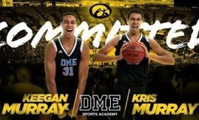 The Murray Twins | Iowa Commits Talks About Prep School Decision And Impact | DME SPORTS ACADEMY