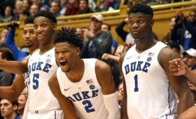 Ranking the 25 best recruiting classes of the one-and-done era