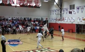 Atlantic vs Edgewater High School, Thursday, February 16, 2017