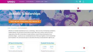 Scholarship Finder 2