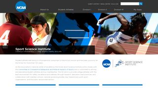 NCAA Sports Science Institute