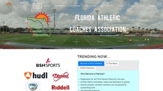Florida Athletic Coaches Association