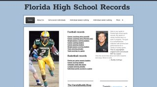Florida High School Records