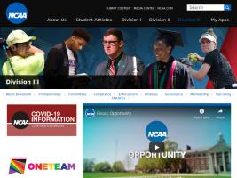 NCAA Division III Info