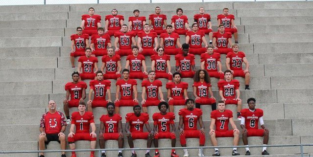 Middleburg Football Home - Team Photo