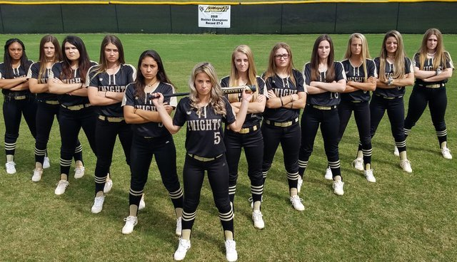 East Ridge Knights - Team Photo