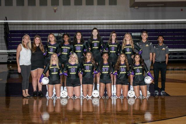 Montverde Academy Eagles - Team Photo