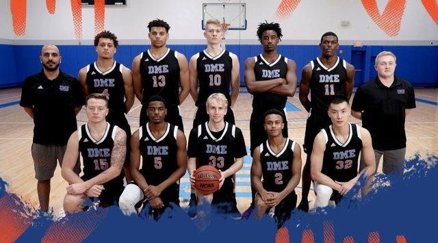DME - Blue - Team Photo