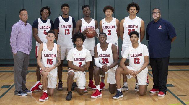 Superior Collegiate Basketball - Team Photo