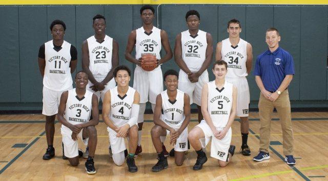 VRP - Regional High School - Team Photo