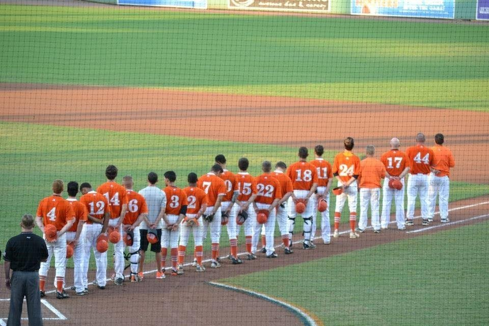 University Titans - Team Photo