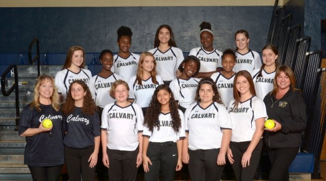 Calvary Christian Academy Lions - Team Photo