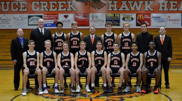 Spruce Creek Hawks - Team Photo
