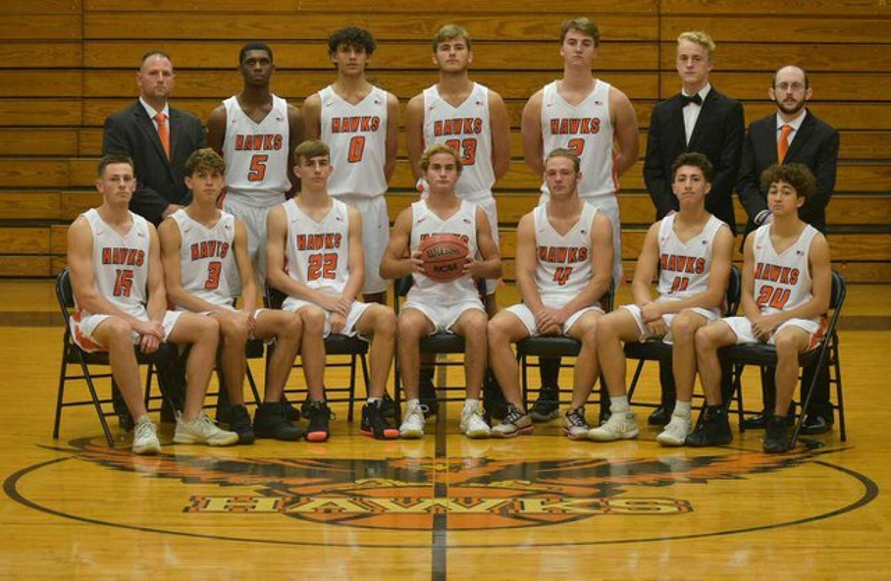 Spruce Creek Basketball - Team Photo