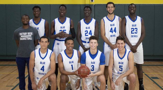 VRP - National High School - Team Photo