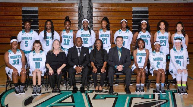 Atlantic Girls Basketball - Team Photo