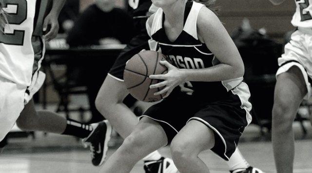 Spruce Creek Girls Basketball - Team Photo