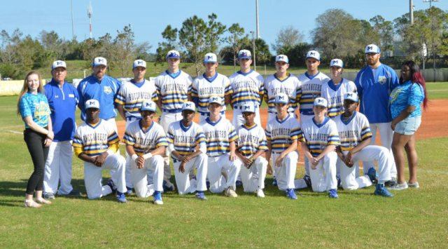 Mainland Buccaneers - Team Photo