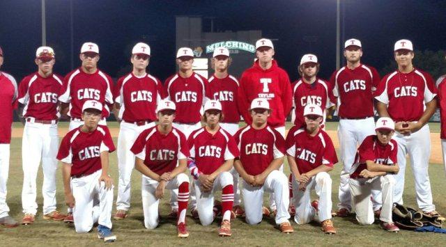 Taylor Wildcats - Team Photo