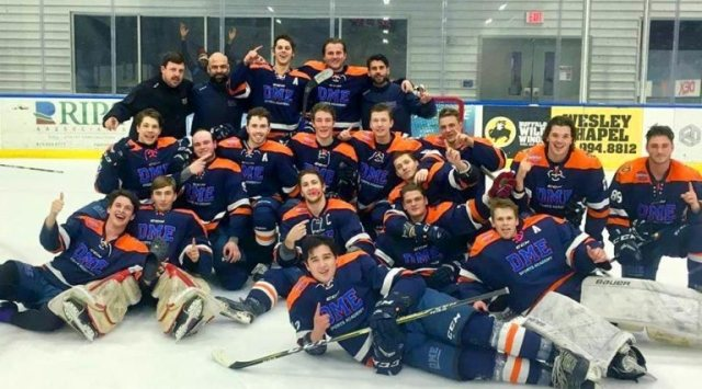 DME - Swamp Rabbits - Premier - Team Photo
