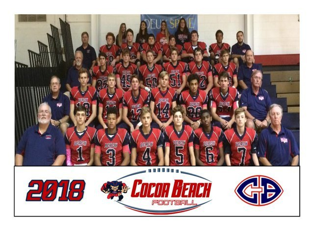 Cocoa Beach MinutemenMinutemen - Team Photo