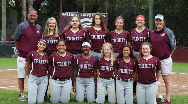 Trinity Christian Eagles - Team Photo